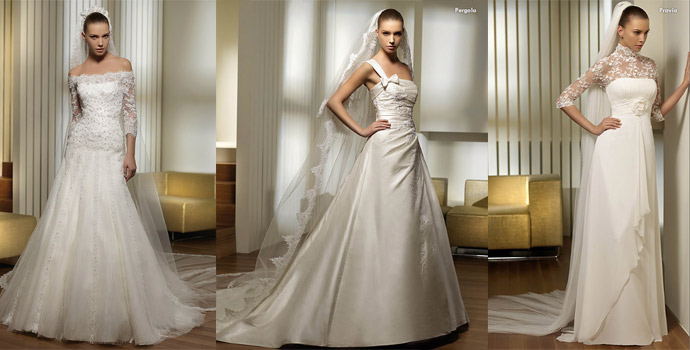 St patrick wedding dresses 2009