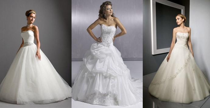Wedding fashion blog latest wedding dress trends for Current wedding dress trends