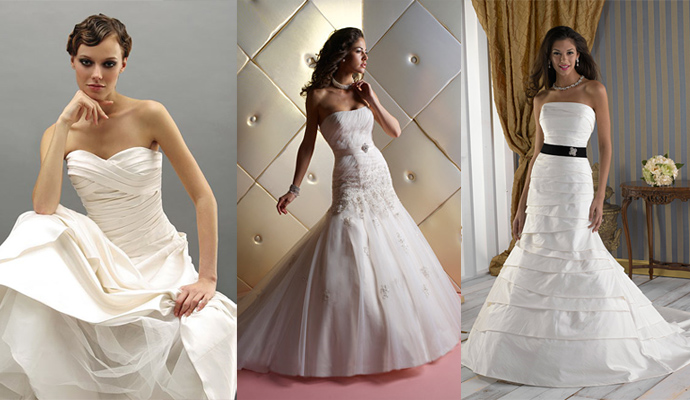 Backless Wedding Dresses,