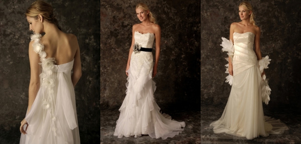 Augusta Jones 2010 Wedding Dress Collection | Wedding Gown Town
