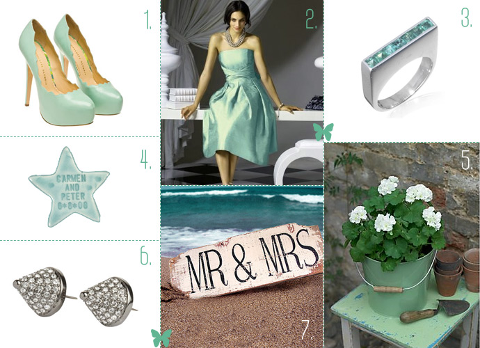 Colourinspire sea themed wedding us208 for Ocean themed wedding dress