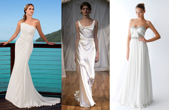 Top 10 Wedding Dress Trends for 2011