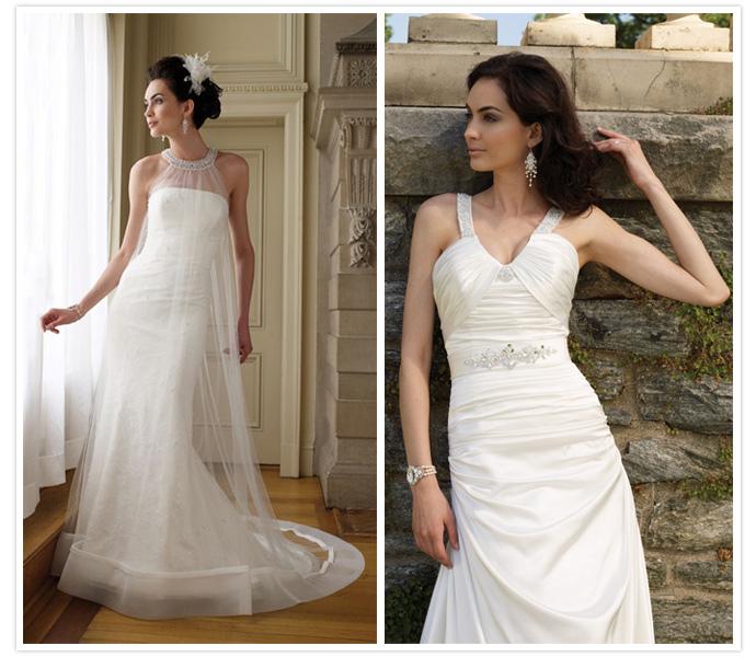 Mon Cheri Wedding Dresses: Designer Spotlight: Mon Cheri Bridal