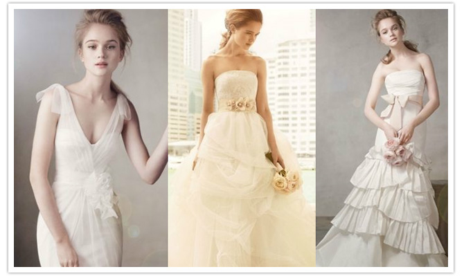 Vera Wang Dresses Wedding