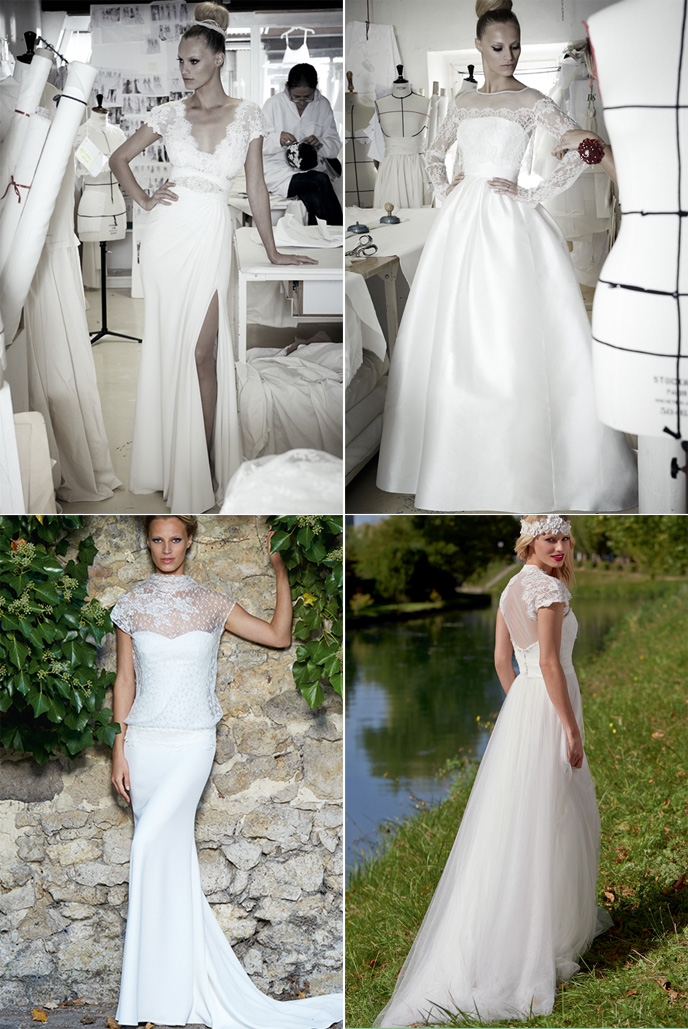 Top 10 French Wedding Dress Designers - Wedding Gown Town
