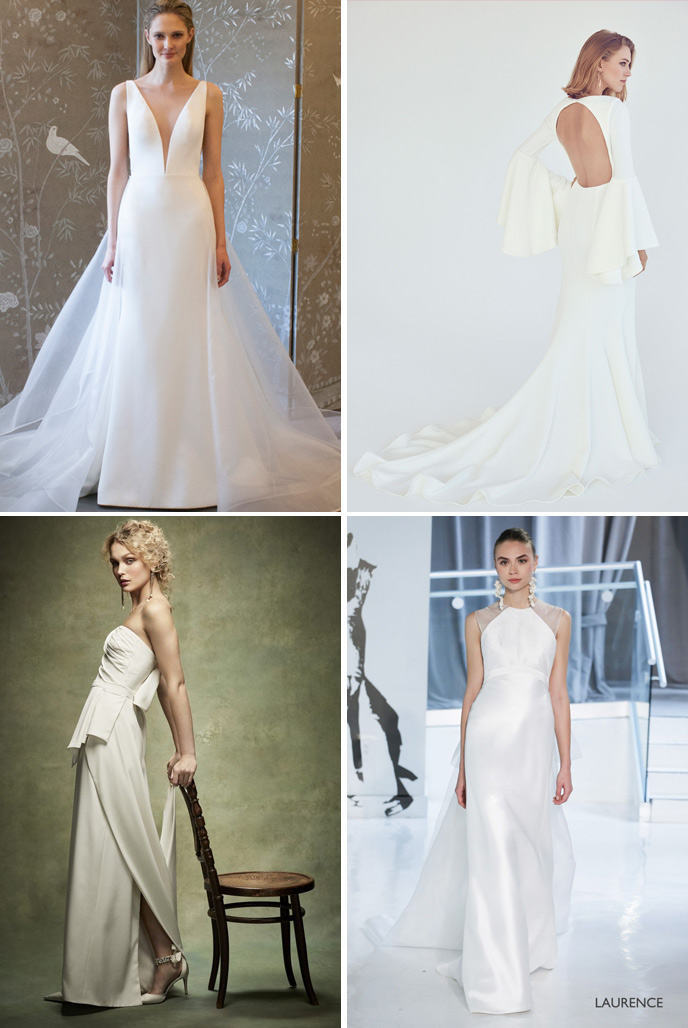 Top 10 Wedding Dress Trends for 2018 | Wedding Gown Town