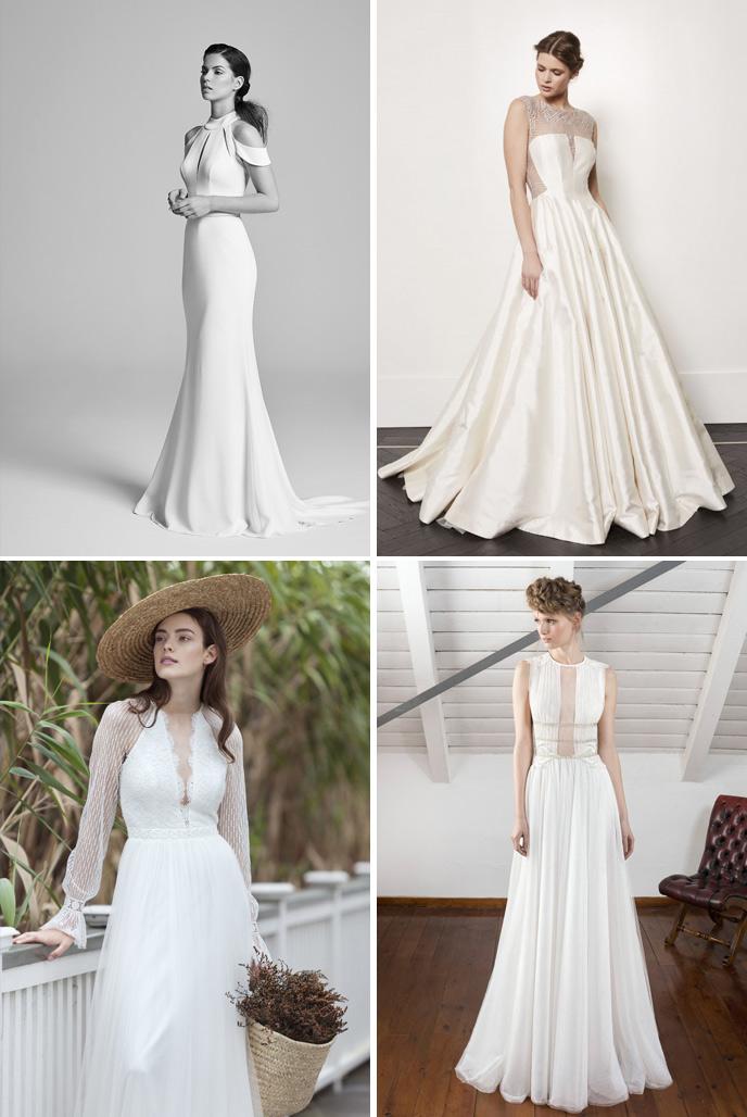 Wedding Dress Trends 2018 - Cutouts